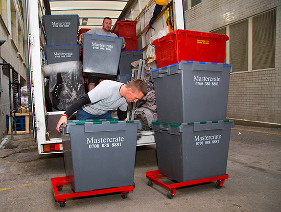 commercial office removals