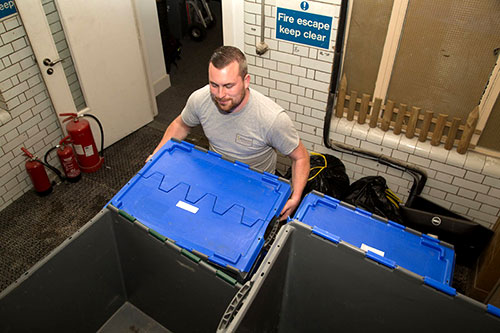 storage service berks and oxon